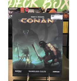 2D20 System Conan: Nameless Cults