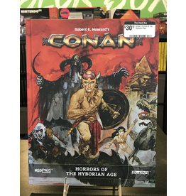 2D20 System Conan: Horrors of the Hyborian Age