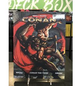 2D20 System Conan: Conan the Thief