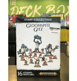 Age of Sigmar Start Collecting Gloomspite Gitz