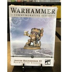 Age of Sigmar Jakkob Bugmansson XI: Brewmaster-General