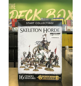 Age of Sigmar START COLLECTING! SKELETON HORDE