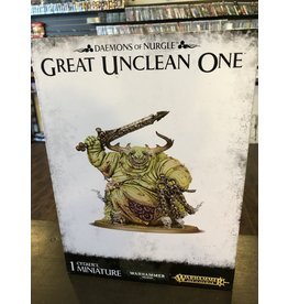 Age of Sigmar Great Unclean One / Rotigus