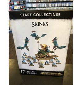 Age of Sigmar Start Collecting Skinks
