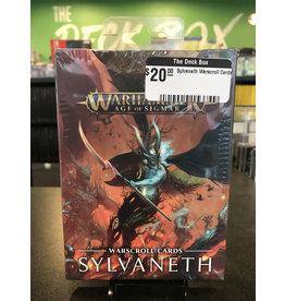 Age of Sigmar Sylvaneth Warscroll Cards