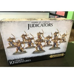 Age of Sigmar Judicators