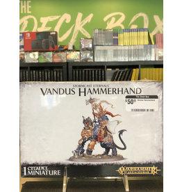Age of Sigmar Vandus Hammerhand