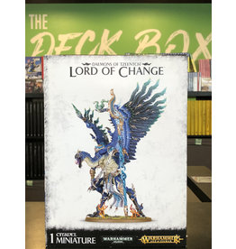 Age of Sigmar Lord of Change / Kairos Fateweaver