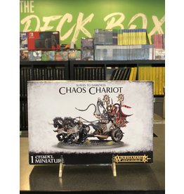 Age of Sigmar Gorebeast Chariot / Chaos Chariot