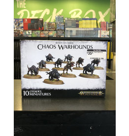 Age of Sigmar Chaos Warhounds