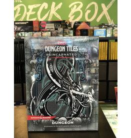 Dungeons & Dragons DND RPG DUNGEON TILES REINCARNATED - DUNGEON