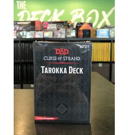 Dungeons & Dragons DND CURSE OF STRAHD TAROKKA DECK