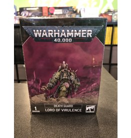 Warhammer 40K LORD OF VIRULENCE