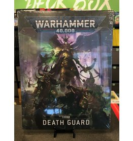 Warhammer 40K CODEX: DEATH GUARD (HB) (ENGLISH)