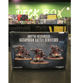 Warhammer 40K Kataphron Breachers  / Kataphron Destroyers