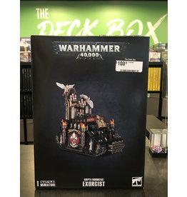 Warhammer 40K Exorcist