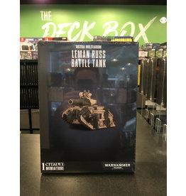 Warhammer 40K Leman Russ Battle Tank / Eradicator / Exterminator / Vanquisher