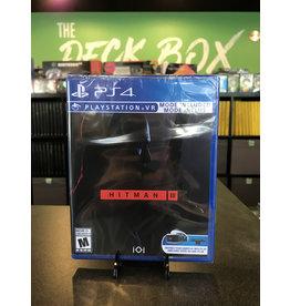 PS4 Hitman III (PS4)(NEW)