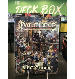 Pathfinder PF: NPC CODEX