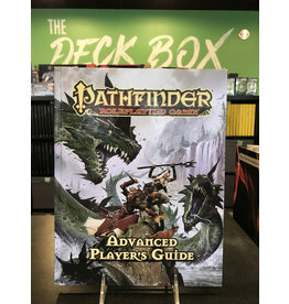 Pathfinder PF: ADVANCED PLAYER'S GUIDE