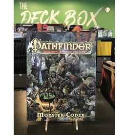 Pathfinder PF: MONSTER CODEX