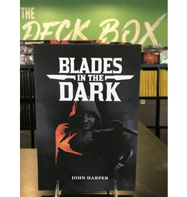 Role Playing Games BLADES IN THE DARK RPG HC