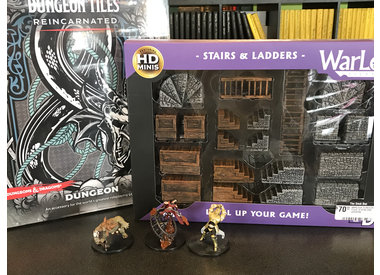 Minis and Maps
