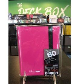 2 Pocket Binder UP BINDER PRO ECLIPSE 2PKT HOT PINK