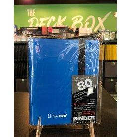 2 Pocket Binder UP BINDER PRO ECLIPSE 2PKT PACIFIC BLUE