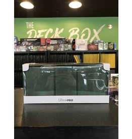 Alcove Deck Box UP D-BOX ALCOVE VAULT SUEDE EMERALD