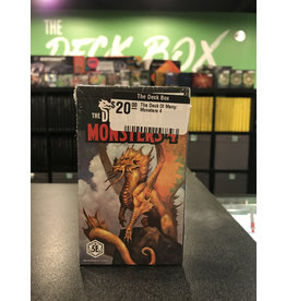 Dungeons & Dragons The Deck Of Many: Monsters 4