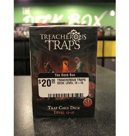 5E Compatible Books TREACHEROUS TRAPS DECK: LEVEL 12-16