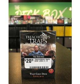 5E Compatible Books TREACHEROUS TRAPS DECK: LEVEL 9-12