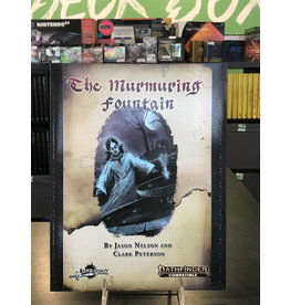 Pathfinder 2 Compatible THE MURMURING FOUNTAIN (PF 2E)