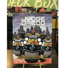 D20 System JUDGE DREDD AND THE WORLDS OF 2000 AD