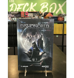 2d20 DISHONORED RPG HC