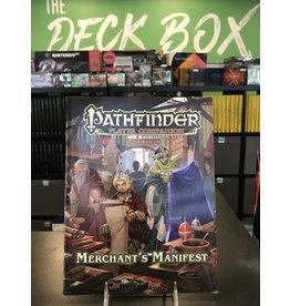 Pathfinder PF: PLAYER COMPANION: MERCHANT'S MANIFEST