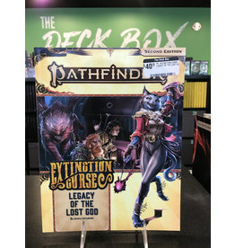 Pathfinder 2E 2E: EXTINCTION CURSE: LEGACY OF THE LOST GOD