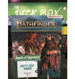 Pathfinder 2E AGENTS OF EDGEWATCH 2: SIXTY FEET  UNDER