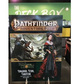 Pathfinder PF: WAR FOR THE CROWN: Songbird, Scion, Saboteur