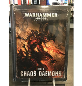 Age of Sigmar CODEX: CHAOS DAEMONS (HB) (ENGLISH)