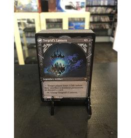 MTG Tergrid, God of Fright // Tergrid's Lantern  (KHM)(Showcase)