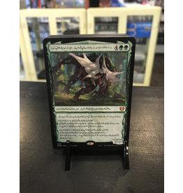 MTG Vorinclex, Monstrous Raider (Phyrexian)  (KHM)(Showcase)
