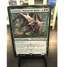 MTG Vorinclex, Monstrous Raider  (KHM)