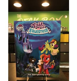 Role Playing Games MY LITTLE PONY RPG TAILS OF EQUESTRIA