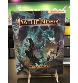 Pathfinder 2E 2E Bestiary 2 Pocket Edition