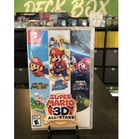 Switch SUPER MARIO 3D ALL-STARS  (SWITCH)(NEW)