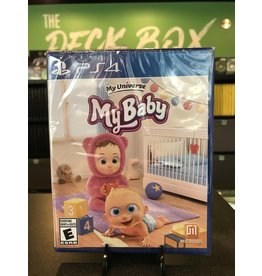 PS4 MY UNIVERSE MY BABY (PS4)(NEW)