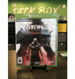 Xbox One WEREWOLF THE APOCALYPSE EARTHBLOOD  (XBONE)(NEW)