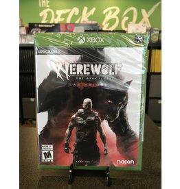 Xbox Scarlett WEREWOLF THE APOCALYPSE EARTHBLOOD  (XBXS)(NEW)